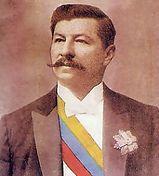 Juan Vicente Gómez Chacón (24 de julio de 1857,La Mulera, Táchira, Venezuela - 17 de diciembre de 1935, Maracay, Aragua) fue un militar y político venezolano que gobernó de manera dictatorial su país desde 1908 hasta su muerte en 1935.