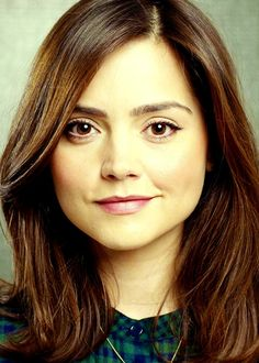 Jenna Louise Coleman, I love her as Clara. She is so wonderful. Plus, she is BEAUTIFUL!
