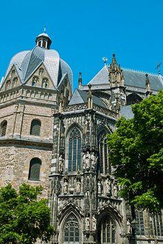 Aachen Cathedral, Aachen, Germany