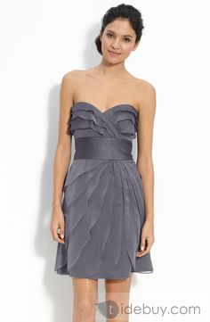 i like this bridesmaid dress ...