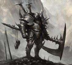 Lakhum novalick war bloodmage chef des chevalier de l - Cuisiner l omble chevalier ...