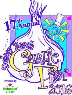 17th Annual Delray Beach Garlic Fest