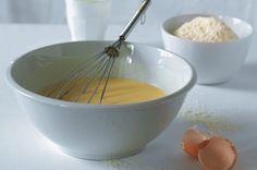 Základní recept na palačinky | Apetitonline.cz Serving Bowls, Tableware, Recipes, Sweet Stuff, Food, Internet, Dinnerware, Tablewares, Essen