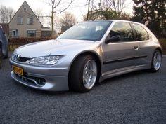 Peugeot 306 wide body