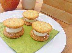Cracker+banana or marshmallow= deliciousness