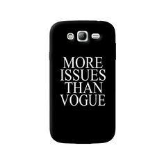 More Issues Than Vogue Samsung Galaxy Note 3 Case from Cyankart