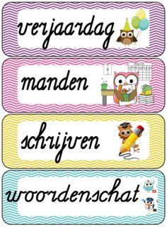 De website van Juf Astrid :: JufAstrid – Back to School Starting School, Back To School, Teacher, Classroom, Kids, Website, Dyslexia, Calendar, Class Room