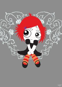 ruby gloom | Ruby Gloom by Doublesims
