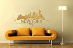 New York od 30 x 20 cm do 200 x 100 cm