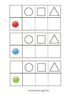 Iskolaelőkészítő játékok 2.   Játsszunk együtt!