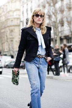Street style, Paris Fashion Week: 10 shots that make winter dressing look like a breeze