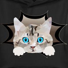SpreadCats | Katze Kätzchen Mieze Katzenfreund - Kinder Premium Hoodie. Süßes Baby Kätzchen, Katze. Schönes Design für Katzenbesitzer, Katzen Freunde und Katzen Liebhaber. Tolles Geschenk für Katzenbesitzer. Mein Herz sagt miau.#katze #Kätzchen #katzenliebhaber #cat #cute Sonic The Hedgehog, Fictional Characters, Gifts For Cats, Great Gifts, Baby Kitty, Nice Designs, Custom Cars, Fantasy Characters