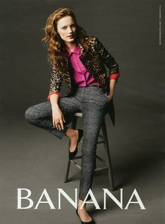 Sean Spellman styled Jessica Hart, Natty Chabanaeko, Du Juan, Adam Senn, and Didier Zonga for the Banana Republic Fall / Winter 2013 campaign photographed by Norman Jean Roy. - See more at: http://timhowardmanagement.com/blog/artist/SEAN%20SPELLMAN/page:1#sthash.vYcMMSg9.dpuf