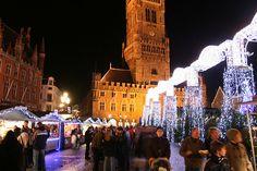 I mercatini di Natale di Bruges