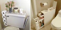 Ha olyan lakásban laksz ahol kicsi a fürdőszoba, akkor meg kell nézned a következő 12 ötletet, amelyekben bemutatjuk, hogyan alakíts ki több helyet a fürdőszobádban.[...]
