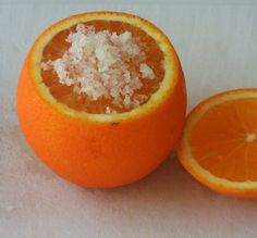 How to cure coughs the natural way. Steam an orange with salt in it.  Eat the flesh and drink the juice.  Quite a nice taste, sweet and salty.