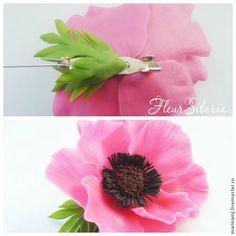"""Изготовление броши """"Розовые сны"""" - Ярмарка Мастеров - ручная работа, handmade"""