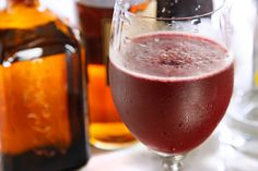 Aziza's Lambrusco Sangría #cocktails #drinks #alcohol