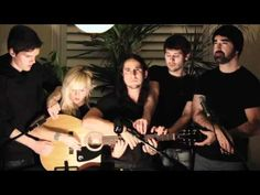 Somebody That I Used to Know - Walk off the Earth (Gotye - Cover). This is really cool!!!