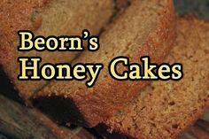 Let's Eat Fiction!: Beorn's Honey Cakes (The Hobbit)