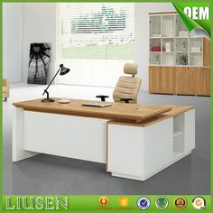 Source Simple style melamine high end office furniture executive desk set on m.alibaba. & Best Price Veneer Executive Desk Modern Office Table Office ...