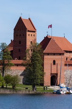 https://flic.kr/p/nwr3fr | Baltic Trip of Raccoon Pedro | Lithuania | Trakai Island Castle | Baltic Trip 2014. Photo by World Wide Gifts (www.world-wide-gifts.com). See more about Raccoon Pedro's travelling at instagram.com/worldwide_souvenirs/