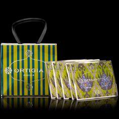 DATCHA - ORTIGIA 'Bergamotto' Drawer Sachets
