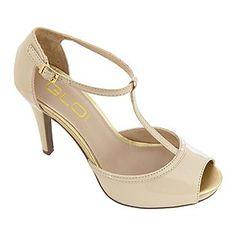 Glo Women's Dress Shoe Tristan - Nude
