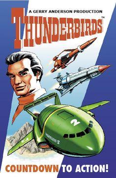 Thunderbirds are GOOOOOOOOOOOOO