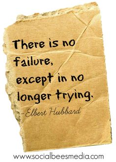 try until you succeed essays We stop trying again it is wrong on our part we should not expect that we must  always succeed if we fail, we should try to know the reason of.