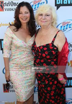 Actresses Fran Drescher and Renee Taylor attend GLAAD's 'Bravo Top... Photo d'actualité | Getty Images