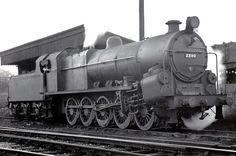 Bromsgove Railways Steam Trains Uk, Steam Railway, Big Bertha, British Rail, Old Trains, Train Pictures, Steam Engine, Steam Locomotive, Website Template