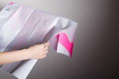 Kategorie Grafický design - 2. místo- Michaela Klihavcová - Redesign knihy Jak se chodí za holkama, graphic design, redesign, book, zdroj: Talent designu, ZLIN DESIGN WEEK #design #czechdesign