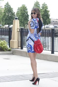 chic flavours/ cute dress
