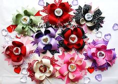 Hair Bow ideas,  Go To www.likegossip.com to get more Gossip News!