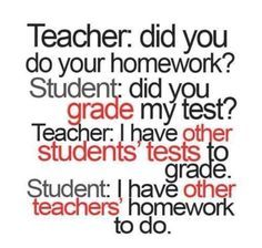 Quotes homework stupid