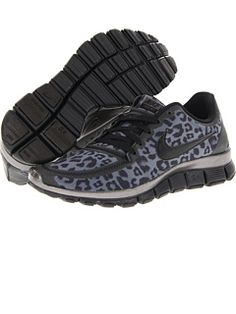 separation shoes de095 757ed Black leopard Nikes, want this sooooo bad