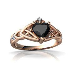 14k Two-Tone Claddagh Cross Ring – Size 7.0 – JewelryWeb | Claddagh Grá