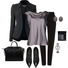 This is awesome for work! (minus the skinny dress pants)