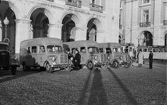Lisboa, Estação Central de Correios, Terreiro do Paço, post 1953. In Fundação Portuguesa das Comunicações.