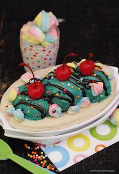 Bubblegum Ice Cream
