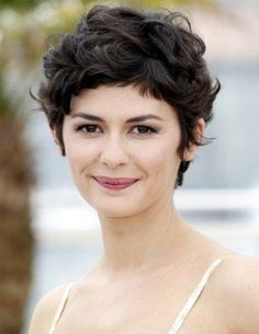 Pixie Cuts for Thick Wavy Hair
