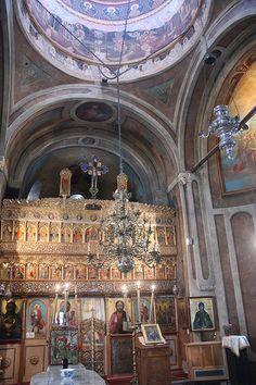 Monasterios de Bucarest / Bucharest monasteries