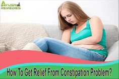 You can find more details about how to get relief from constipation problem at http://www.ayushremedies.com/chronic-constipation-treatment.htm Dear friend, in this video we are going to discuss about how to get relief from constipation problem. Arozyme capsule helps to get relief from constipation problem in children and adults.