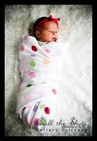 Newborn photo tips. Turn your adorable bundle of goo into great photos that you will always treasure!