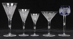 Baccarat Crystal, Flute, Martini, Cocktail, 1, Tableware, Glass, White Wine, Red Wine
