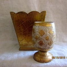 Unique AntiqueSweet Florentine by angelinabella on Etsy