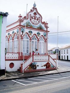 Portugal Açores Terceira Imperio | Flickr: Intercambio de fotos