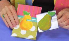 Pear-fect Stamps | Sandi Genovese