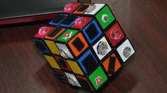 Blind Redditor Creates and Solves Rubik's Cube
